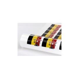 Vinilo textil imprimible.