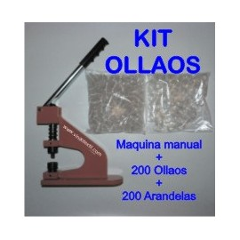 Maquina Ollaos manual