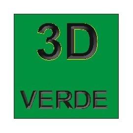 Siser 3D Azul Verde