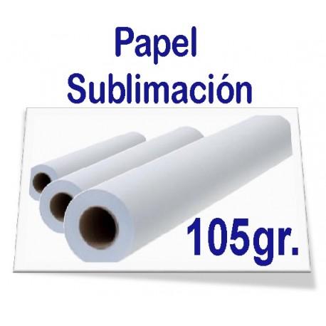 Papel de sublimación 105gr