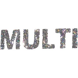 Siser Glitter 2 Light Multi