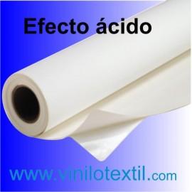 Vinilo adhesivo polimérico efecto ácido imprimible