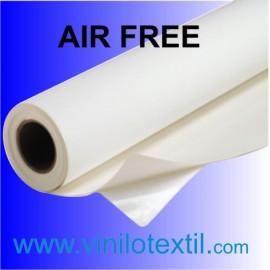 Vinilo adhesivo polimérico AIR FREE