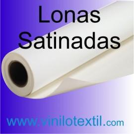 Lona Blanca satinada 390gr