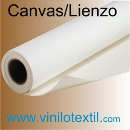 Lienzo algodón satinado 340gr.