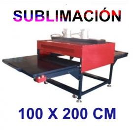 Plancha térmica VT100200SUB