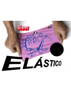 Siser ps elastico stretch negro
