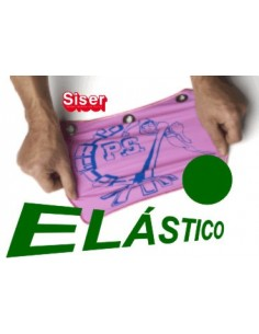 Siser ps elastico stretch verde