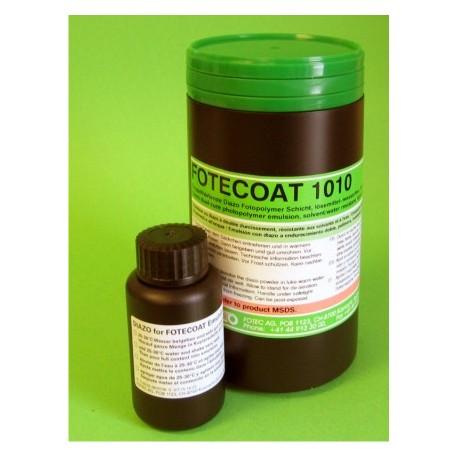 Emulsion Fotecoat 1010
