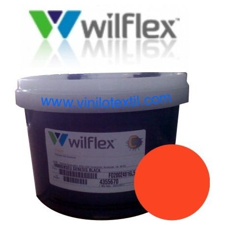 Wilflex Genesis Bright Orange