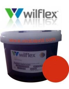 Wilflex Genesis Pantone 485 Simulation