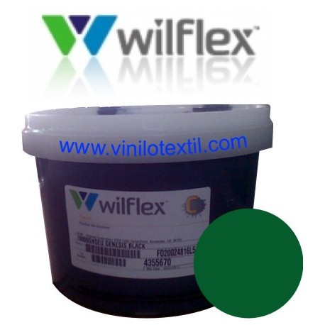 Wilflex Genesis Kelly Green
