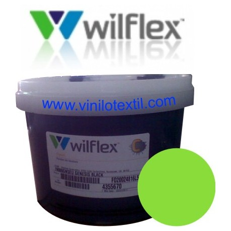 Wilflex Genesis Backlight Green