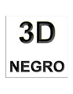 Siser 3D Negro