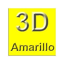 Siser 3D Techno Amarillo