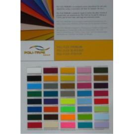 Carta de colores Poliflex Premium