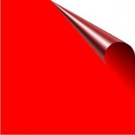 Vinilo textil económico Rojo ADH