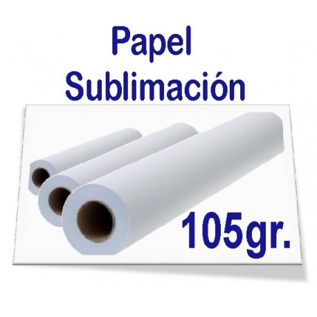 Papel de sublimación 105gr
