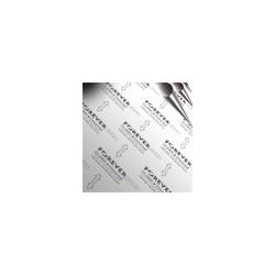 Papel transfer para impresoras/fotocopiadoras láser color.