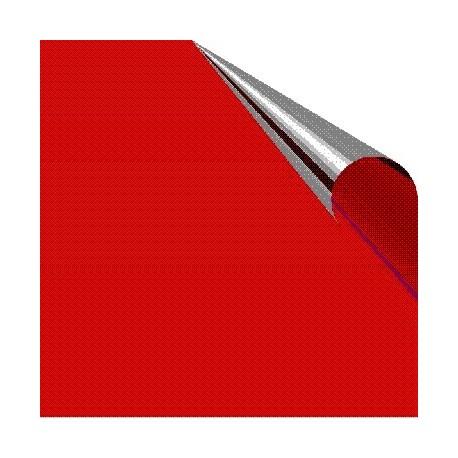 Vinilo textil económico Rojo Vivo ADH