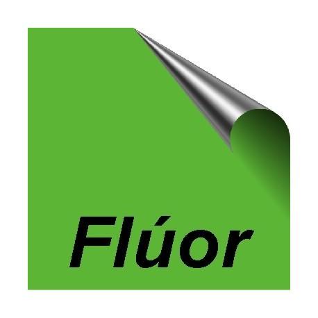 Vinilo textil Verde Fluor ADH