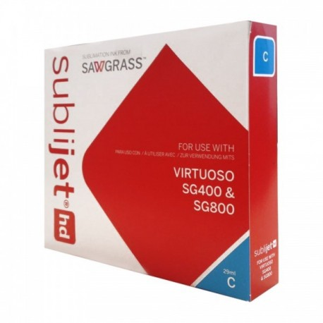 SubliJet HD Cyan Virtuoso SG400 SG800