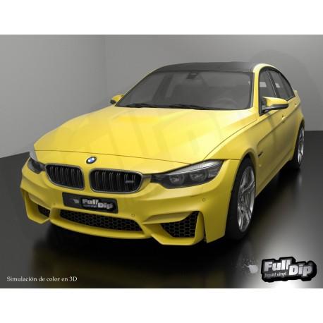 Spray metalizado Amarillo