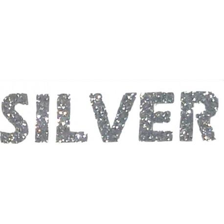 Siser Glitter 2 Silver