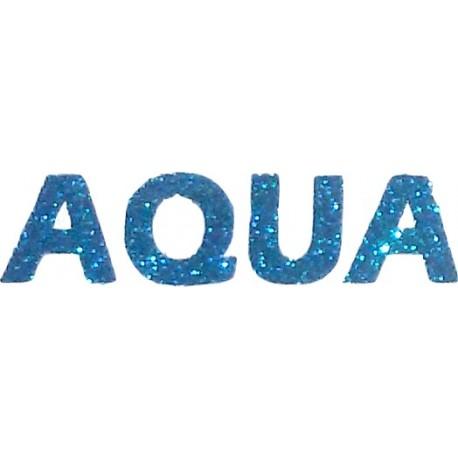 Siser Glitter 2 Aqua