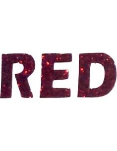 Siser Glitter 2 Red