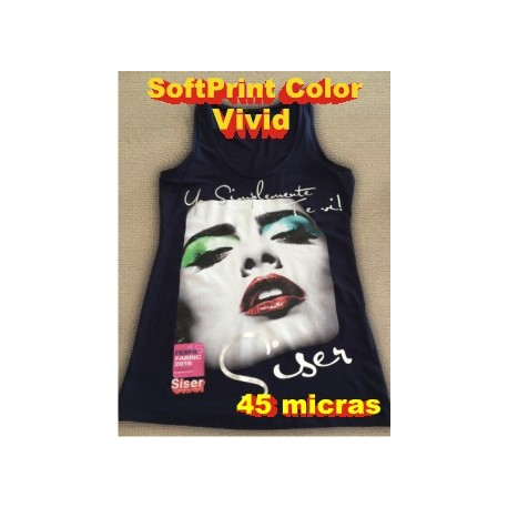 Siser SoftPrint Color Vivid