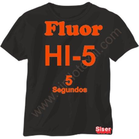 Siser HI-5 Naranja Fluor