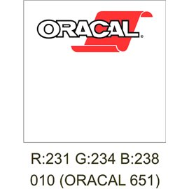 Oracal 651 Blanco