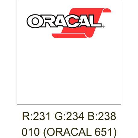 Oracal 651 Blanco