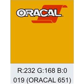 Oracal 651 Signal Yellow