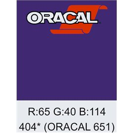 Oracal 651 Purple