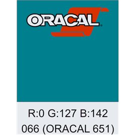 Oracal 651 Turquoise