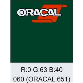 Oracal 651 Dark Green