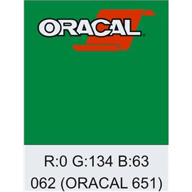 Oracal 651 Light Green
