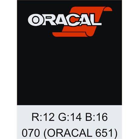 Oracal 651 Black