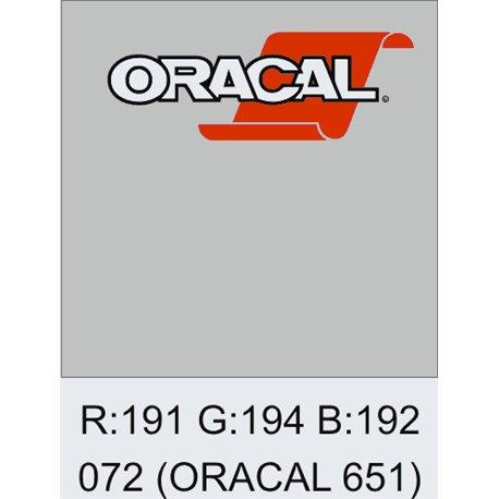 Oracal 651 Light Grey