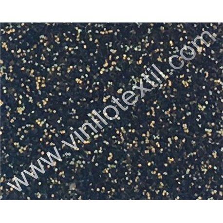 Siser Glitter 2 Black Gold