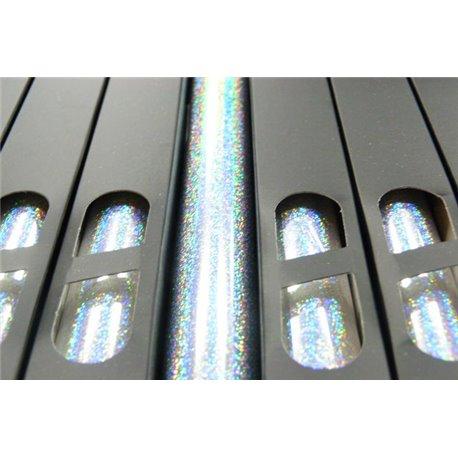 Lamina Foil Small Speckle Silver n129