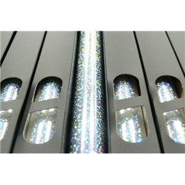 Lamina Foil Galaxy Silver n153
