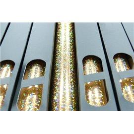 Lamina Foil Galaxy Gold n154