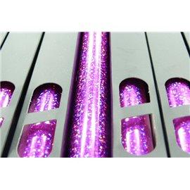 Lamina Foil Galaxy Hot Pink n158
