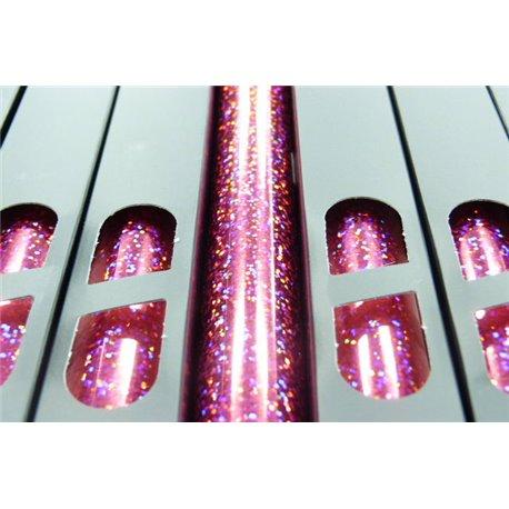 Lamina Foil Galaxy Pink n159