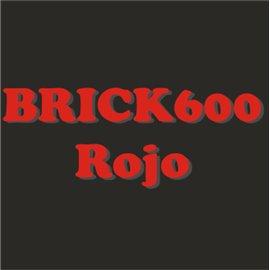 Siser Brick 600 Rojo