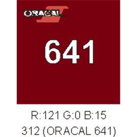 Oracal 641 Burdeos 312