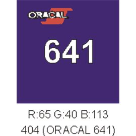 Oracal 641 Purple 404